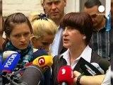 L'Ukrainienne Ioulia Timochenko reste en détention