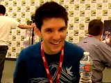 Colin Morgan Interview -- San Diego Comic-Con 2010