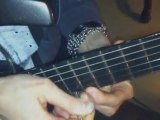 One-Eyed Doll: Kimberly Recording Guitar for Scorpion Death