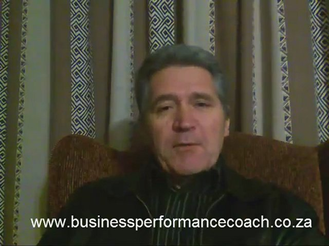 Business & Personal Performance Coach -REWARD IS FOR