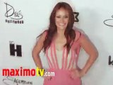 "Sarah Mitchell at ""World's Most Beautiful"" 3D Magazine Launch"