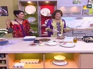 Choumicha naima ilyas - recette lasagne