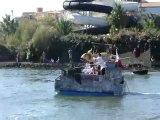 CAP D'AGDE - 2011 - COURSE D OBJETS FLOTTANTS NON IDENTIFIES 2011