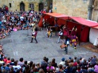 Médiévales de Gourdon toutes en musique ! Entr'Act