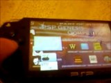How to downgrade psp version 6.39 to 6.20