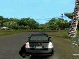 Авто Nissan Sentra SE-R Spec V 2007 для TDU test drive unlimited