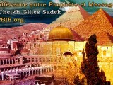 La différence entre Prophète et Messager-Cheikh Gilles Sadek