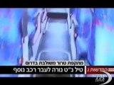 Attacco a Israele, l'interno dell'autobus colpito dai razzi. L'attentato ad Eilat, vicino al confine con Egitto