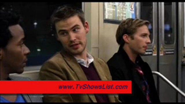 """Friends with Benefits Season 1 Episode 3 """"The Benefit of the Unspoken Dynamic"""" 2011"""