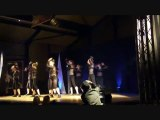 "H'CREW* on stage ""Do it like a dude"" by Jessie J Festival des Félines de Beuvry"