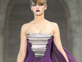 Fashion Week Backstage Stephane Rolland