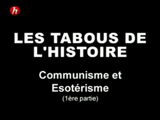 COMMUNiSME & ESOTéRiSME 1SUR8