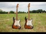 Jean-Pierre Danel - La Fender Stratocaster - France Inter - Valli 2008 - part 1