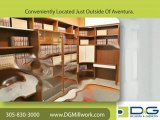 Custom Cabinets Miami | DnG Millwork and Cabinetry | Custom Cabinet Manufacturer | Kitchen Cabinets | Bathroom Cabinets | Vanities