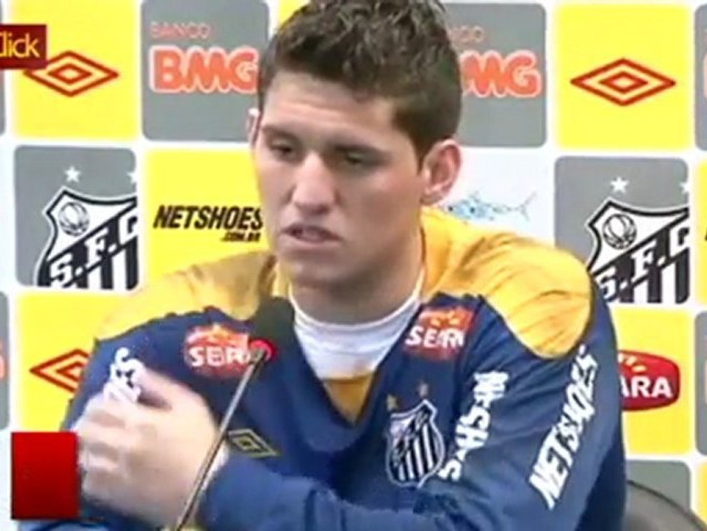 Rafael sonha com chance na seleção brasileira