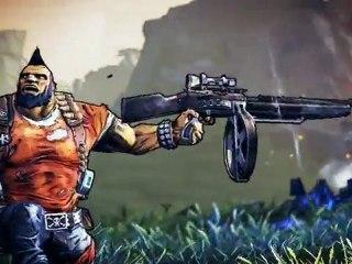 Teaser Gamescom de Borderlands 2
