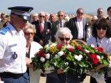 CAP D'AGDE -2011 - Cérémonie Commémorative du Débarquement de Provence en AGDE - 15 AOUT 2011 -