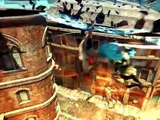 Vidéo de gameplay de DmC Devil May Cry