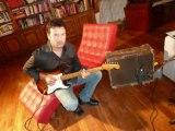 Jean-Pierre Danel - La Fender Stratocaster - France Inter - Valli 2008 - part 3