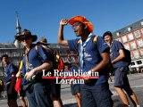 JMJ : un million de jeunes catholiques attendus à Madrid
