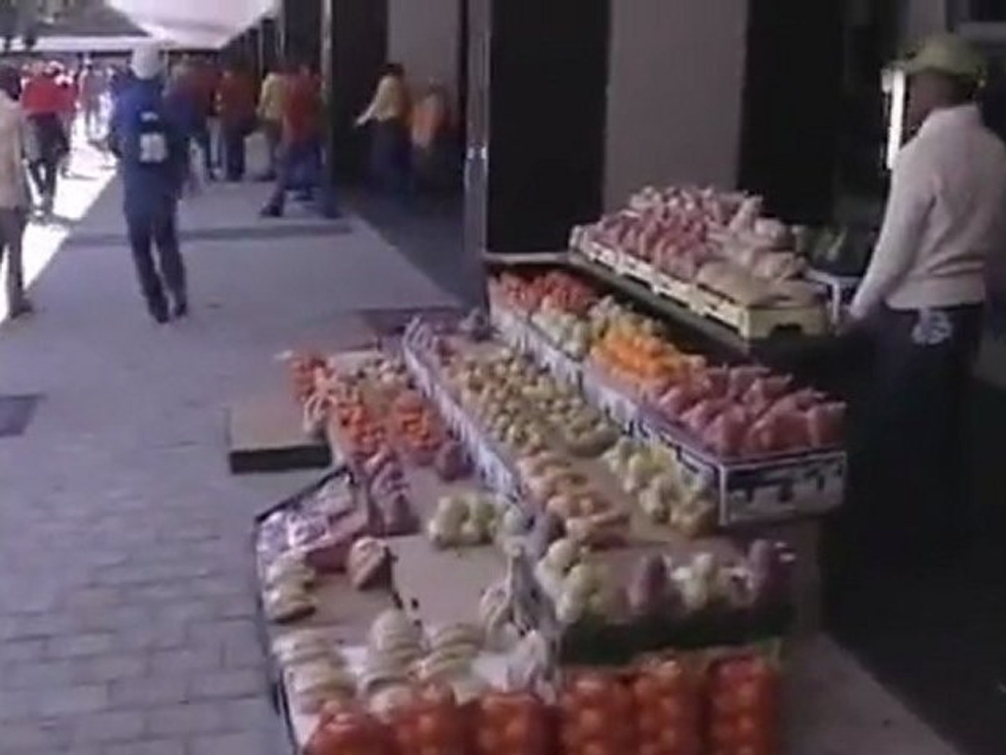 Union wage strikes in Cape Town