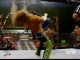 DX + John Cena vs. Edge + Lance Cade + Trevor Murdoch WWE Raw 6 Man Tag Team Match 18.09.2006