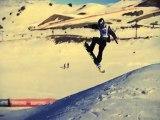 TTR Tricks - Stale Sandbech Snowboarding Tricks at the Burton New Zealand Open