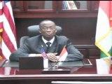 Ambassade de Cote d'Ivoire aux USA: adresse de L'Ambassadeur aux Ivoiriens de la Diaspora