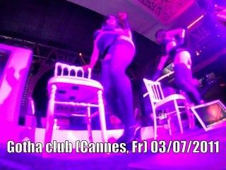 Make The Girl Dance summer tour 2011 (Bangkok, Roma, Hamburg, France)