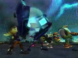 Trailer Gamescom de Ratchet And Clank: All 4 One
