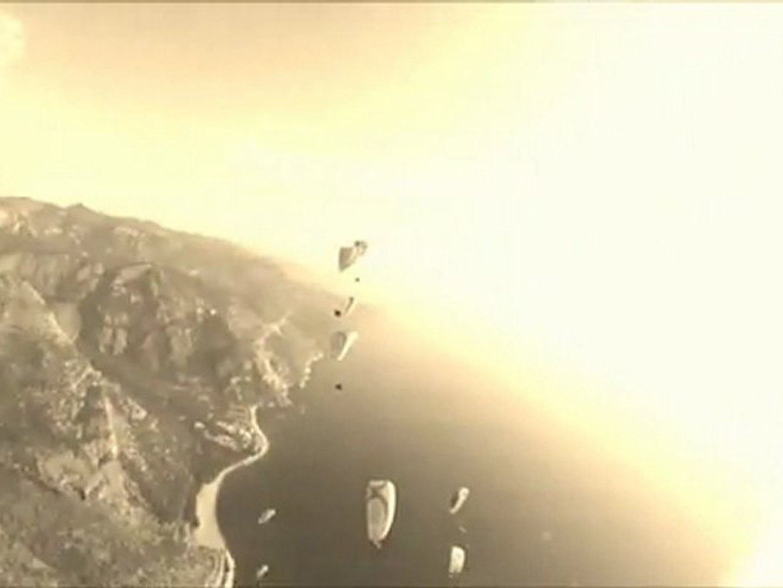 Theo ánh mặt trời,  paragliding tandem fyl