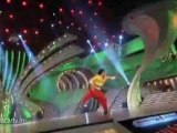 Surjeet's fun-filled dance performance
