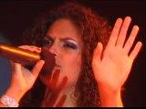 BFA scholarship holder Jenifer Ilyes sings