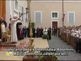 Benedict al XVI-lea: Deschidere spre meditaţie
