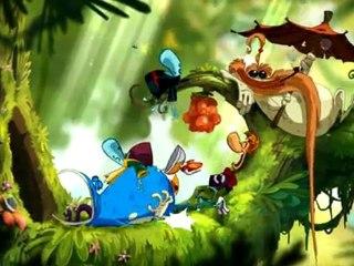 Trailer gamescom de Rayman Origins