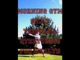 Morning Gym Tribuana, silat, stretching, à Presle 2011