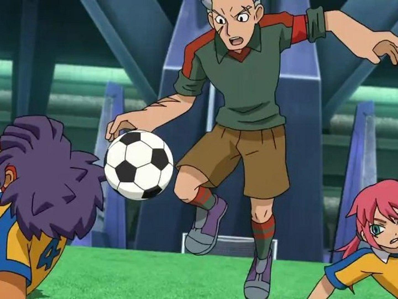 Inazuma Eleven GO ! - épisode 016: 戦慄!帝国学園 _ (Version Japonaise)