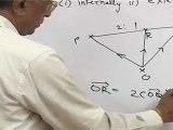 Vectors - Addition, Subtraction of Vectors