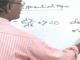 Differential equations - Order and Degree of the Differential Equations