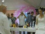 le mariage de mon parain et ma maraine