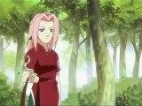 ino vs sakura + naruto vs sasuke