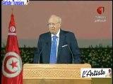 Discours Béji Caïd Essebsi 18/08/2011