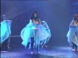 Amandine Cotton Daniel Slowik Lycée Robespierre Arras 2008 Danse contemporaine