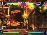 Ultimate Marvel Vs Capcom 3 - Capcom - Vidéo de gameplay Doctor Strange GamesCom 2011