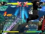Ultimate Marvel Vs Capcom 3 - Capcom - Vidéo de gameplay Nemesis GamesCom 2011