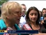 EELV : Joly-Duflot côte à côte aux Journées d'été
