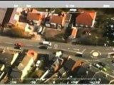 Police chase: Man dodges police on M1