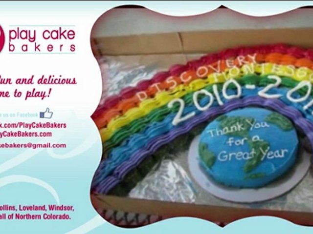 Fort Collins Cupcakes, Cakes, Cakepops | Play Cake Bakers