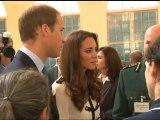 Duke and Duchess of Cornwall visit Birmingham