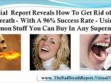 get rid of bad breath - bad breath treatment - bad breath remedies